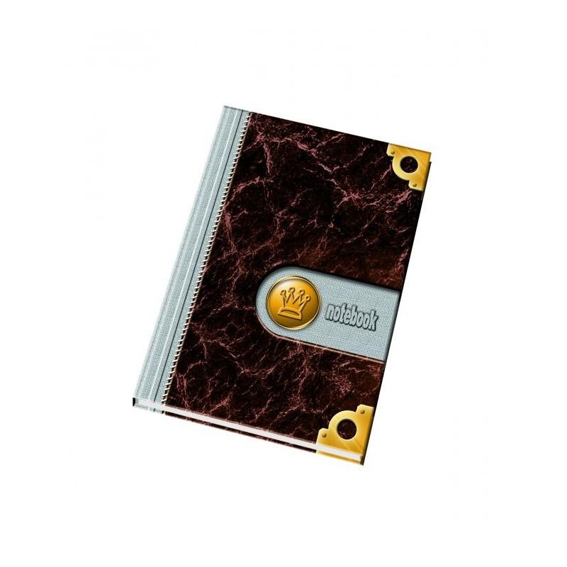 Záznamní kniha A5/100 čtvereček lepená
