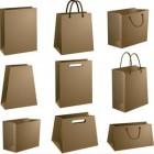 Krabice, pytle, tašky
