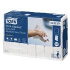 Tork papírové ručníky - systém H2 Multifold