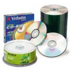 Nosiče CD, DVD, diskety