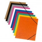 Easy Orga Desky s gumičkou ze silného kartonu Colorspan