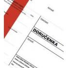 Obálky Doručenkové